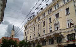 Sebesty�n-palota, Kolozsv�r, Erd�ly