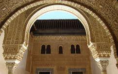 GRANADA-SPAIN, ALHAMBRA