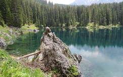 Dolomitok,Kráter tó,Olaszország