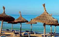 Mallorca, napernyők