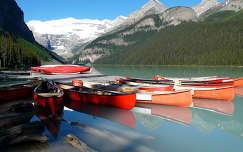 Emerald-Lake, Yoho Nemzeti Park, Kanada