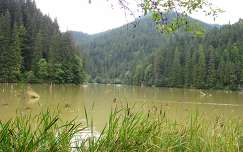 Gyilkos-tó, Románia