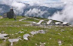 Pihenőhely, Dachstein-Obertraun, Ausztria