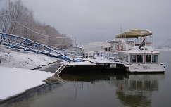 Téli kikötő, Visegrád