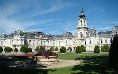 Keszthely, Festetics-kastély