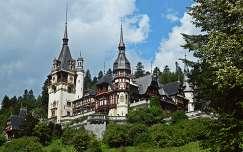 várak és kastélyok erdély románia peles-kastély