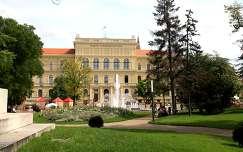 Szeged - Dugonics-tér
