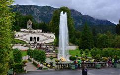 Linderhof kastély,Ausztria