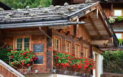 alpesi ház,Alpbach,Ausztria