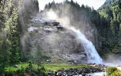Krimmli-vízesés,Ausztria