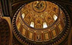 Szent István Bazilika kupolája