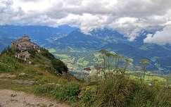 ház alpok németország berchtesgaden hegy