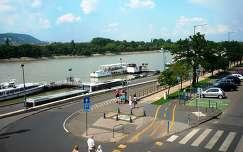 Budapest, Duna, Margit híd