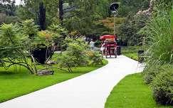 hintó kertek és parkok út