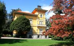 Svájc - Lugano, Villa Saroli