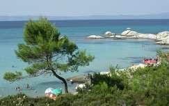 Görögország: Sarti-Narancspart