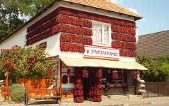 balaton fűszerek ház tihanyi-félsziget paprika magyarország