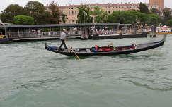 Üresjárat, Velence, Olaszország