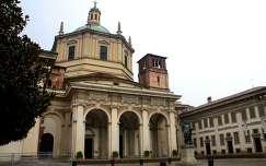 Olaszország - Milano, San Lorenzo templom