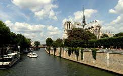 Notredame, Párizs