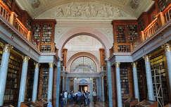 Pannonhalma,Apátsági könyvtár