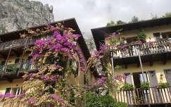 Limone-i házak, Garda-tó