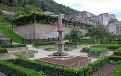 Visegrád - Királyi Palota kertje