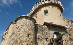 Krasznahorka vára bejárati része, Felvidék