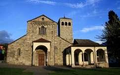 Sv�jc - Locarno, San Vittore-templom
