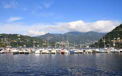 Olaszország - Como, Csónakkötő