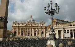 Szt. Péter tér  Róma