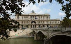 Tevere folyó, Róma