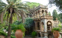 Botanikus kert,  Taormina  Szicília
