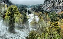Ausztria - Hallstatt - Sóbánya