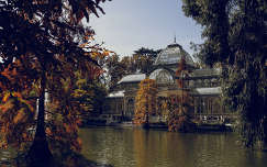 Madrid, Retiro park, Crystal Palace