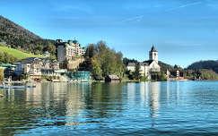 Ausztria - St. Wolfgang