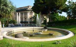 Bellini-kert Catania,  Szicília