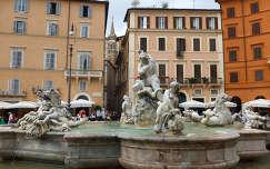 Szökőkút,   Róma