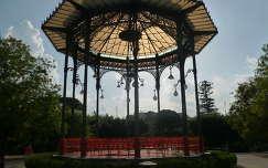 Bellini-kert Catania.   Szicília
