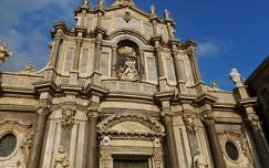 Dóm Catania.    Szicília