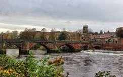 Chester - Old Dee Bridge