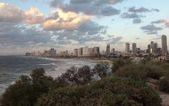 Jánosi Sándor: Izrael, Haifa látképe