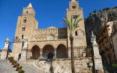 Székesegyház Cefalu, Szicília