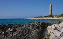 Horvátország- Dugi Otok szigete: Veli Rat