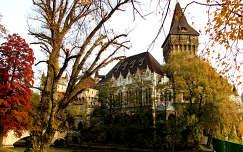 magyarország ősz vajdahunyad vára budapest várak és kastélyok