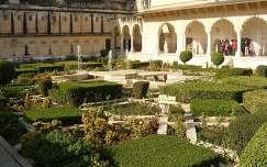 Jaipur - Amber Erőd