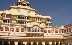 Jaipur Városi Palota