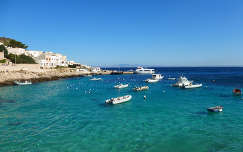 Favignana-sziget, Szicília