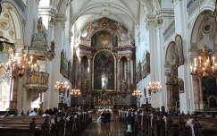 Steyr,Templombelső, Ausztria