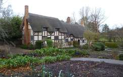 Anglia, Stratford-upon-Avon, Anne Hathaway's Cottage
